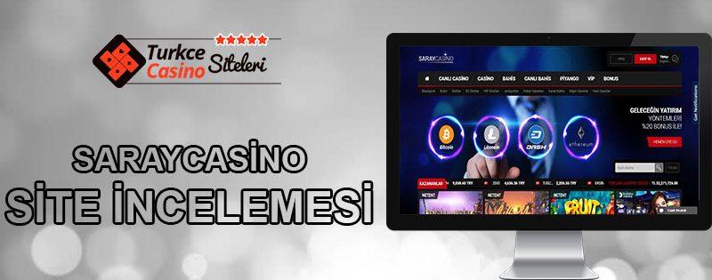 Saraycasino casino