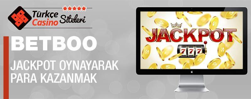 betboo türkçe jackpot